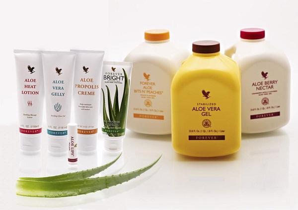 Aloe Vera Kosmetyki Marki Forever Living Products
