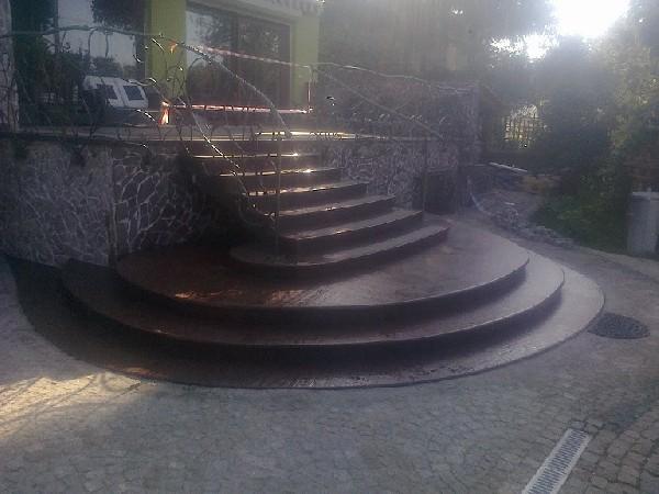 Schody Granitowe Marmurowe Doradztwo Pomiary Produkcja Montaż