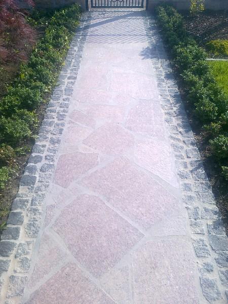 Usługi Kamieniarskie Schody Blaty Parapety Ogrodzenia Kominki Produkcja Wykonanie Montaże Transport 5